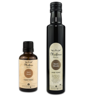 Hair Tonic Warm-Woods Varianten