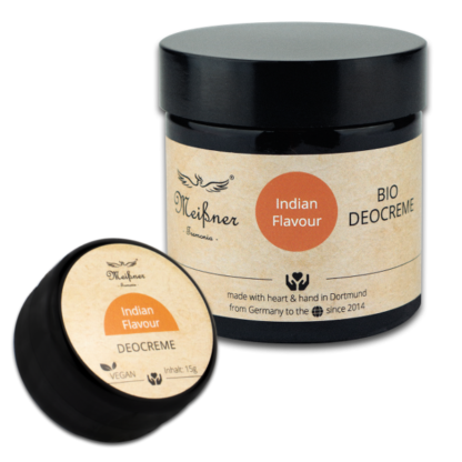 Indian-Flavour Bio-Deocreme