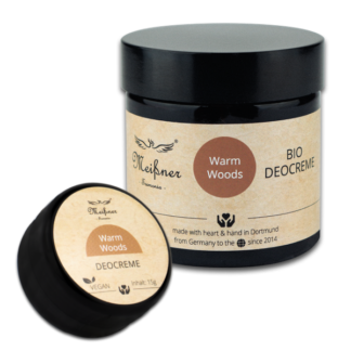 Warm-Woods Bio-Deocreme
