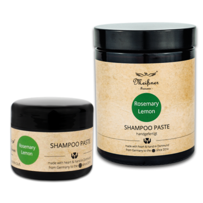 Shampoo Paste Rosemary-Lemon