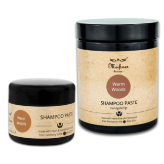 Shampoo Paste Warm-Woods
