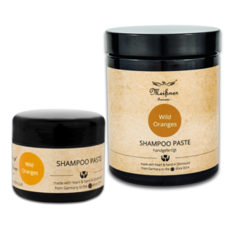 Shampoo Paste Wild-Oranges